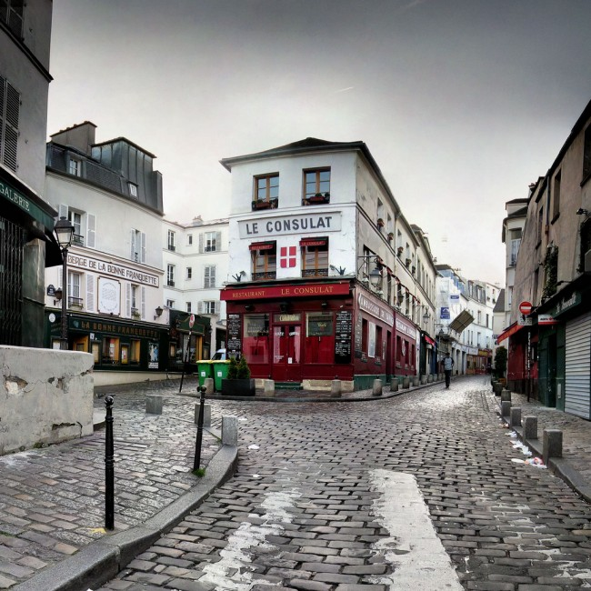 Le Consultat, Montmartre   © Panoramas/Flickr