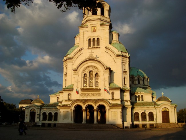 Alexander Nevsky Cathedral | © Adamina/Flickr