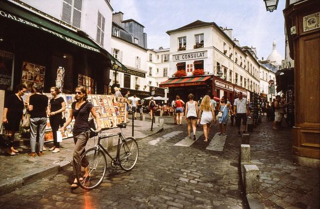 Montmartre   © Fabrizio Sciami/Flickr