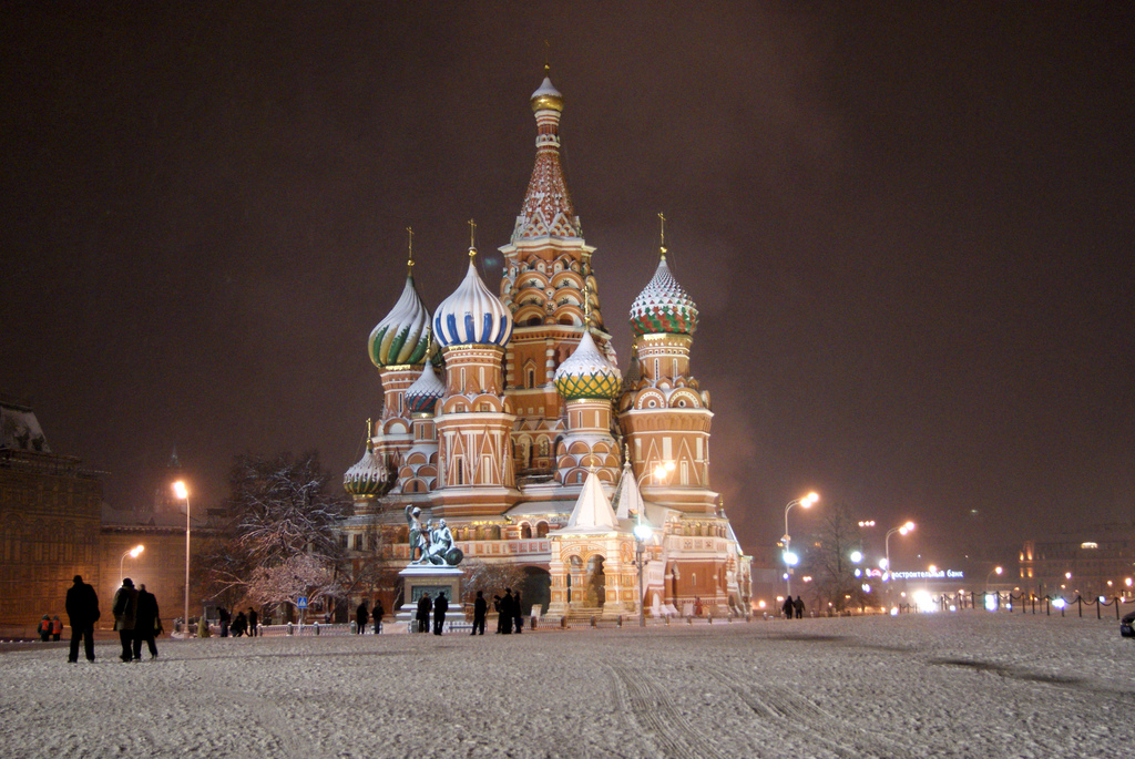 Moscow S Most Magical Winter Activities