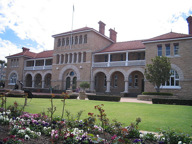 The Perth Mint building. ©Roo72/WikiCommons