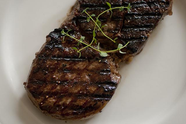 Steak I © Tella Chen/Flickr