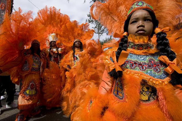 Fat Tuesday, Mardi Gras Parade | © Derek Bridges/Flickr