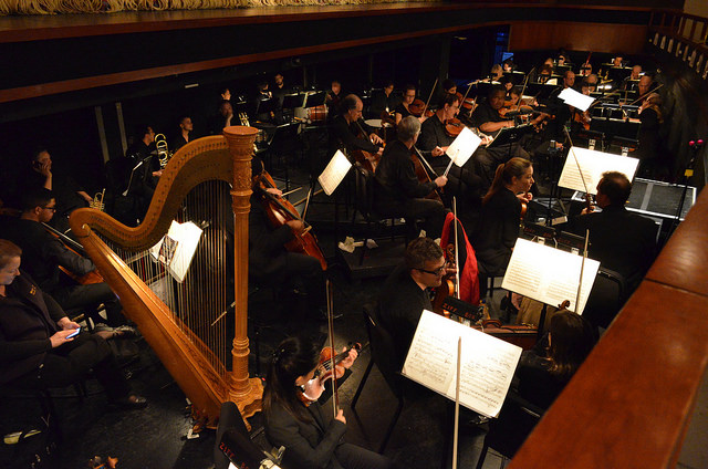 Performance at the Adrienne Arsht Center | ©Florida Grand Opera/Flickr