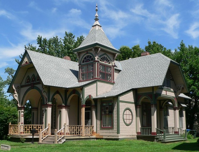 Downing House, Kearney   © Ammodramus/WikimediaCommons