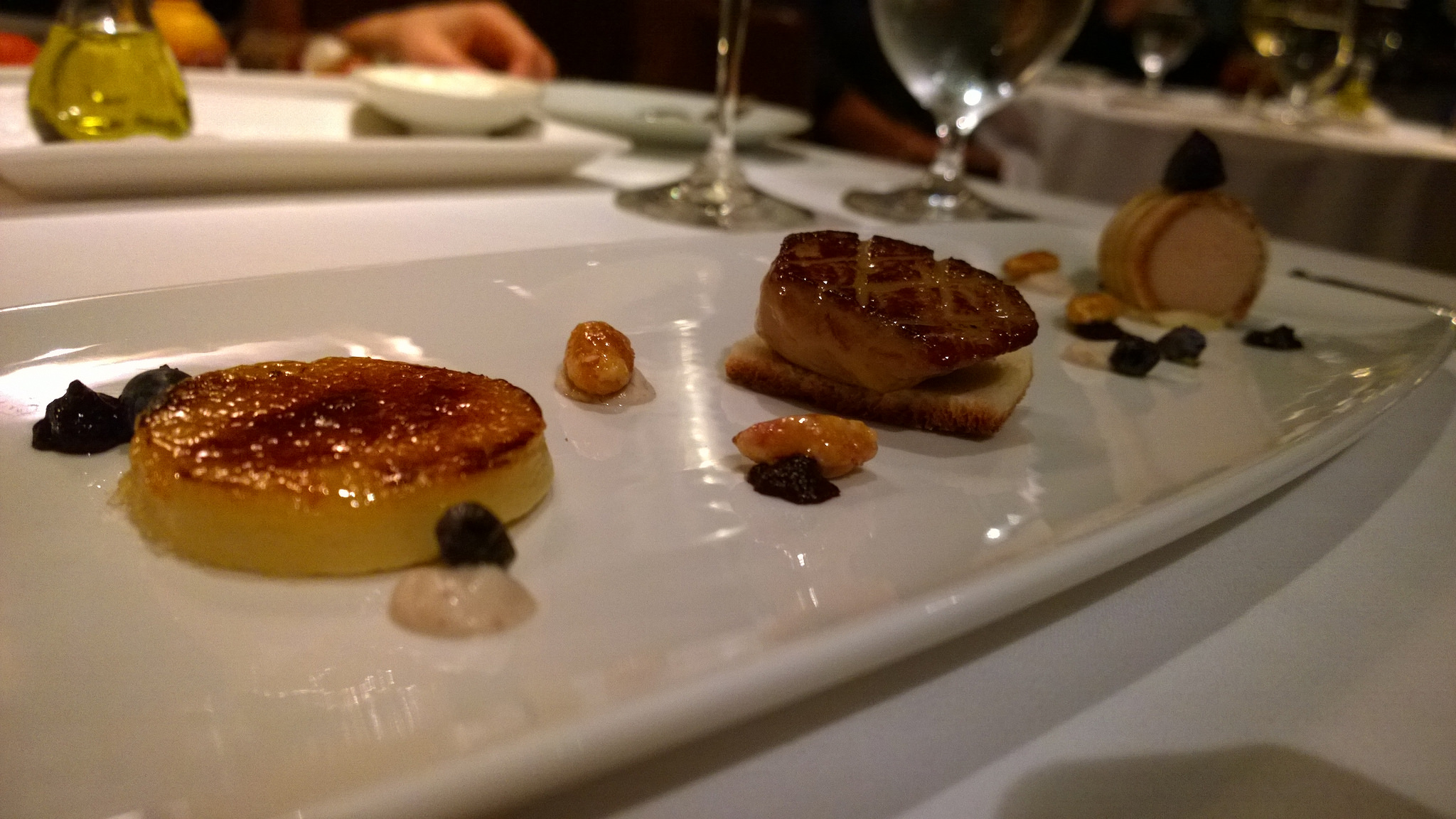 Fois gras trio | © Yzukerman/Flickr