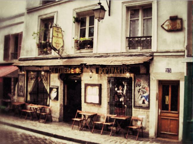 La Taverne de Montmartre   © BineHerzog/Flickr