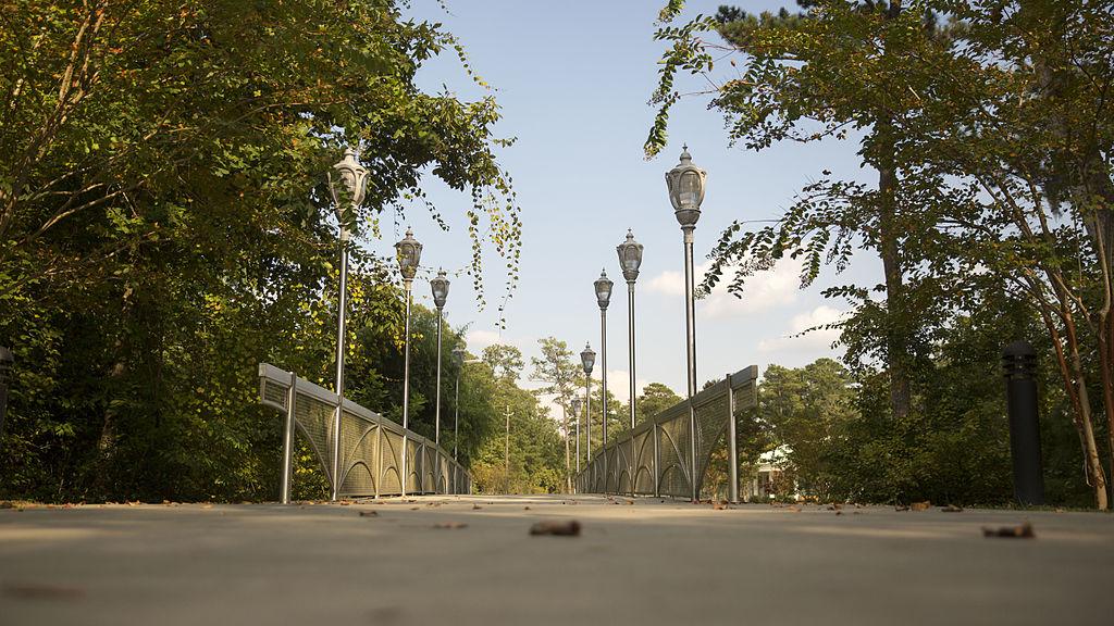 Lejeune Memorial Gardens | © Cpl. Jackeline Perez Rivera