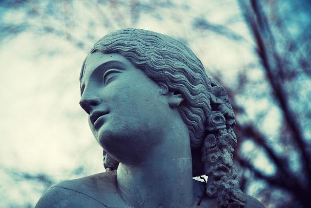Statue in Jardin des Plantes   ©Christophe Robert/Flickr