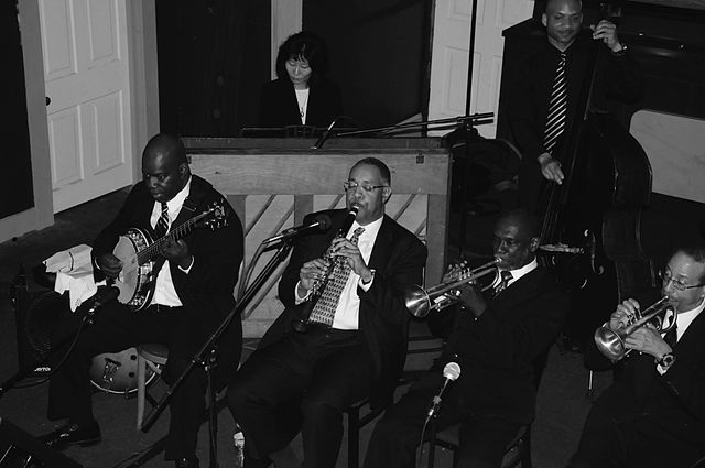 Jazz Band   Seamus Murray/WikiCommons