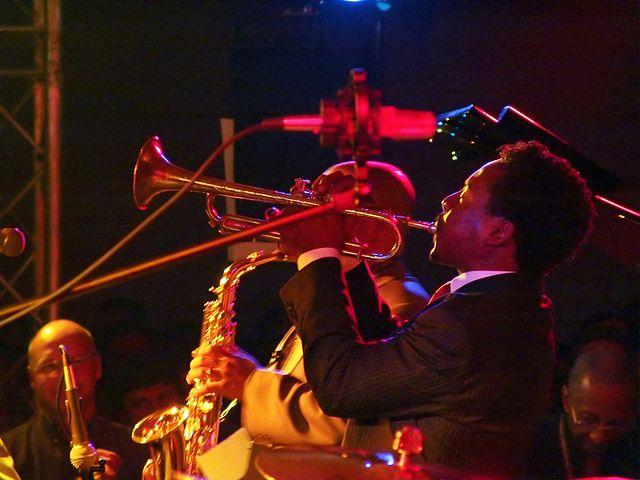 Jazz musician   © WikiCommons