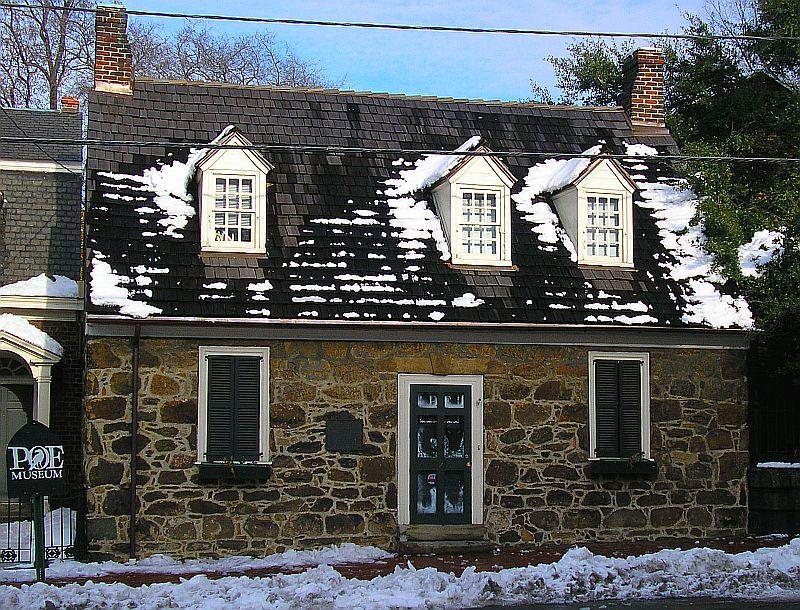 Edgar A. Poe Museum, Richmond, VA | ©Albrecht Conz/WikiCommons