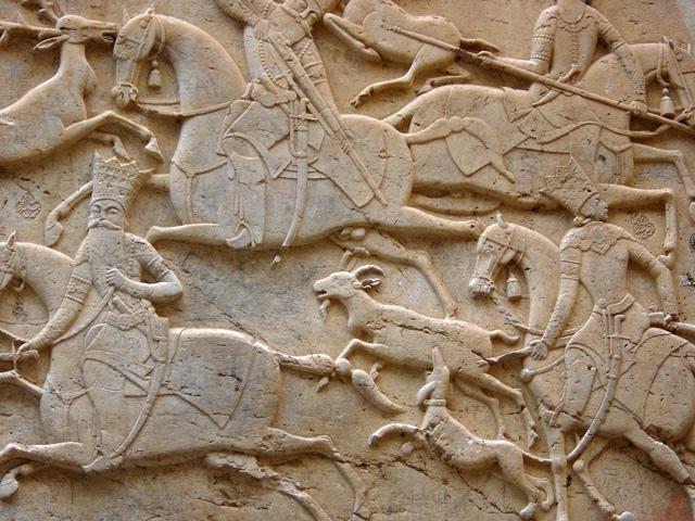 Relief artwork I © Zereshk/WikiCommons