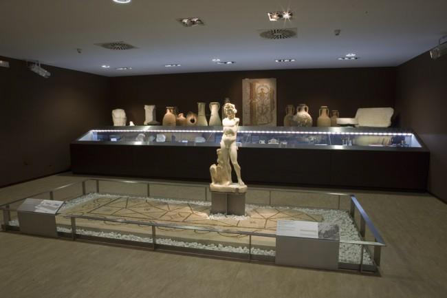 Roman Empire collection at Museo de Almeria | © Museo de Almeria/WiKiCommons