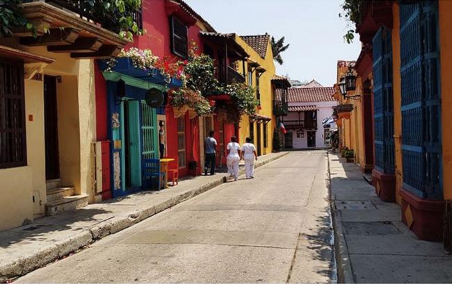Old Town of Cartagena de Indias   © Milan Cater