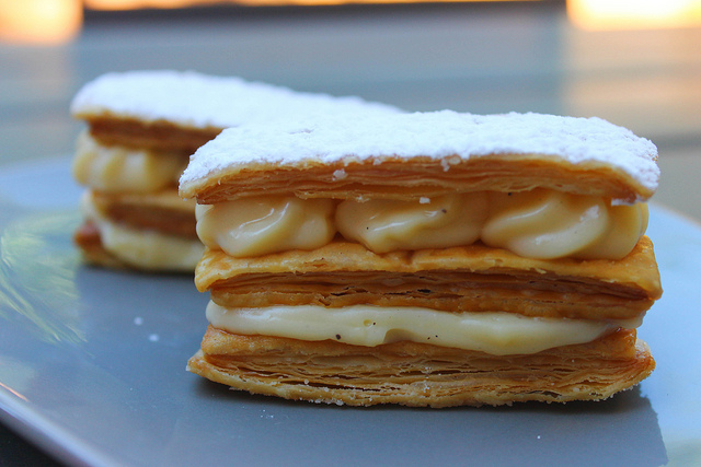 Mille-Feuille | ©MaryyyM/Flickr