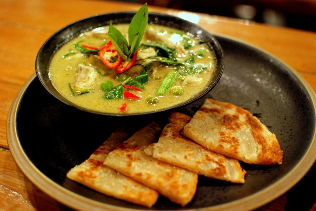 Green curry | © Takeaway/WikiCommons