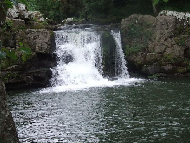 Waterfall | © Laurel Lodged