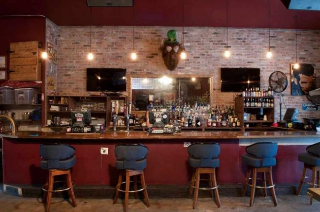 Wood venue | Courtesy of Wood Tavern