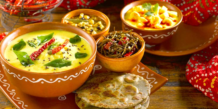 Rajasthani cuisine ©Rajasthan tour packages