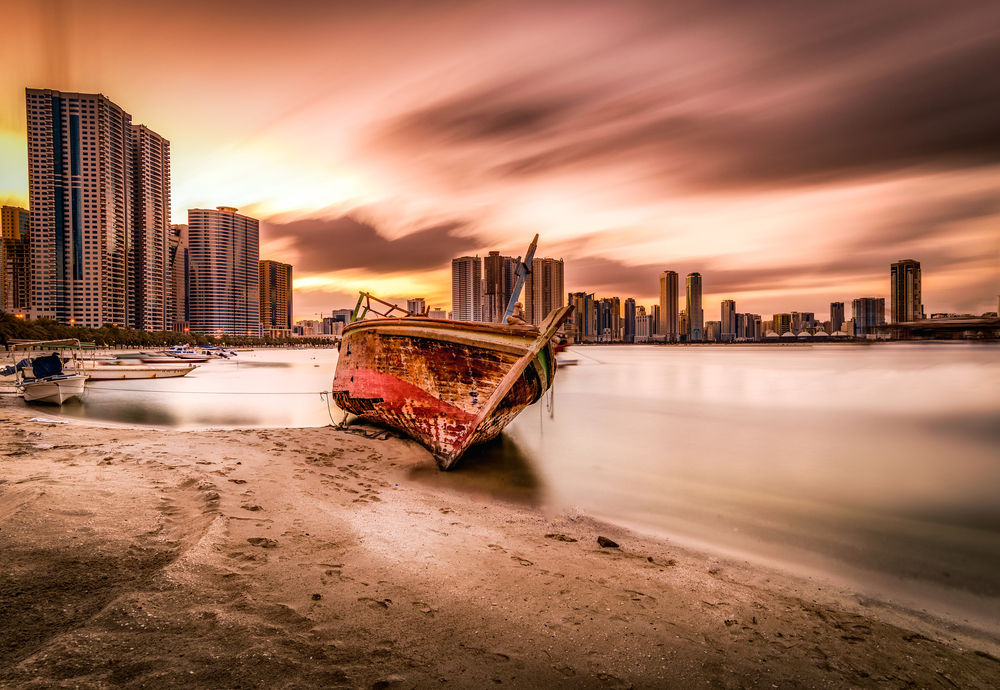 Coral Beach Resort Sharjah © Manishoot / Shutterstock