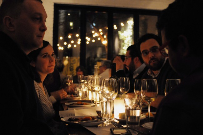 Food, Wine, Conversation | Image Courtesy of The Farm on Adderley