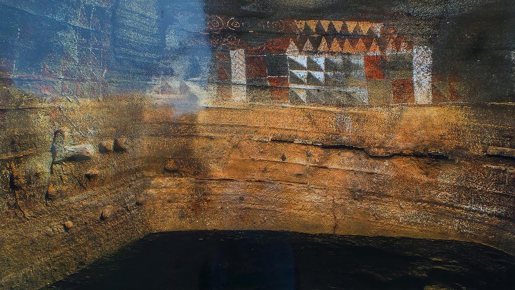 Cueva Pintada de Gáldar - Exposición al aire libre Escrito en piedra Las Palmas de Gran Canaria. | © El Coleccionista de Instantes / Flickr