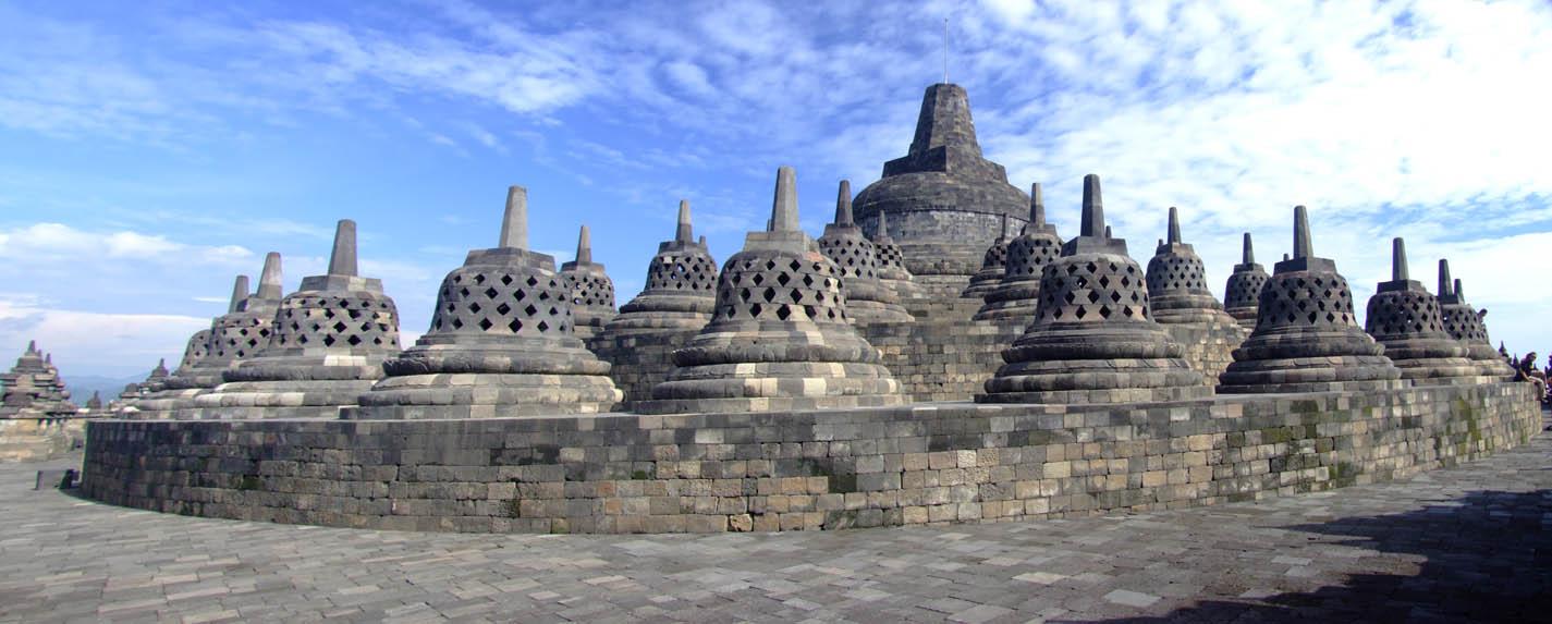 Borobudur Indonesia S Most Beautiful Temple