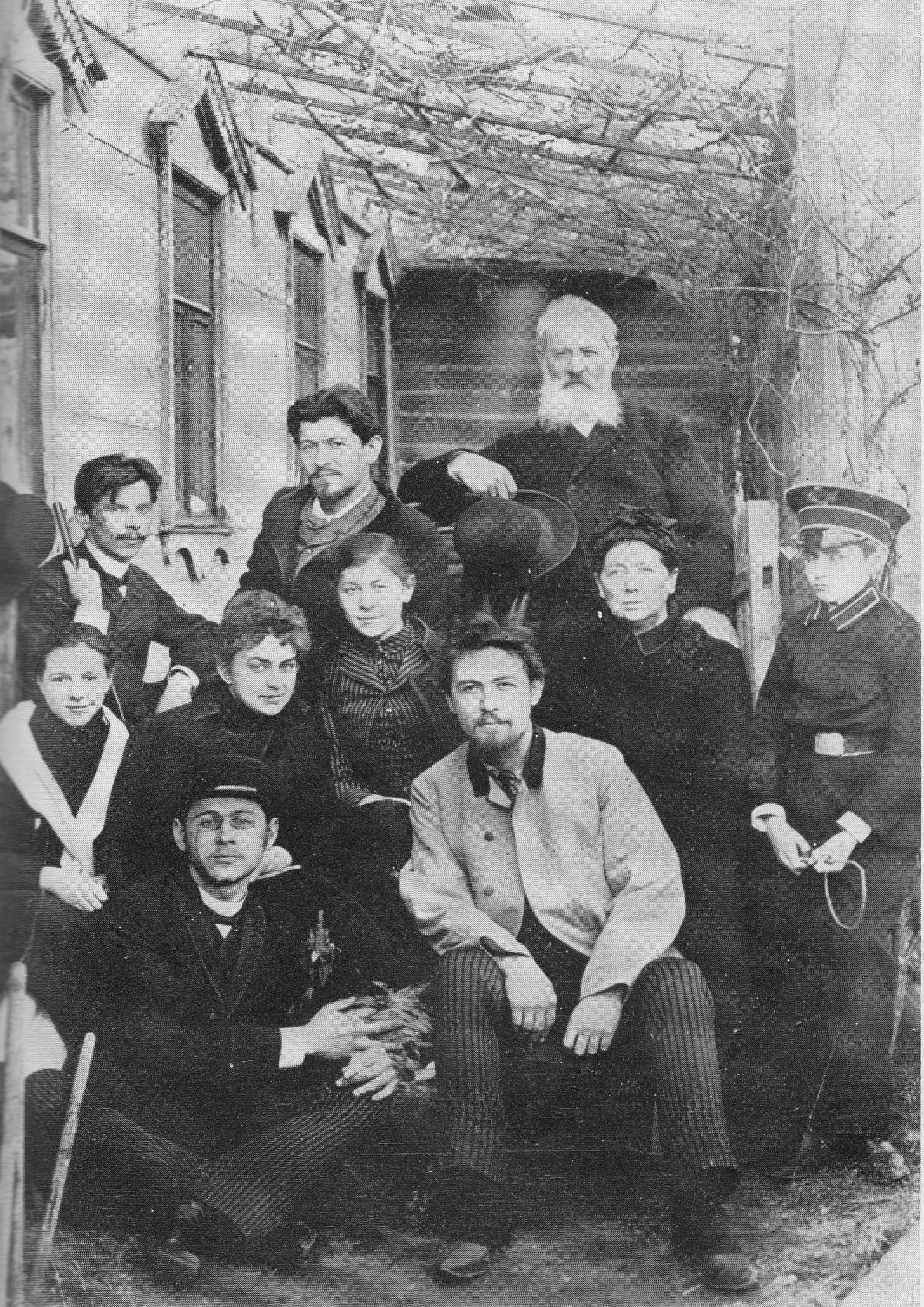 The Wonder Of Anton Chekhov Themes Symbols And Motifs