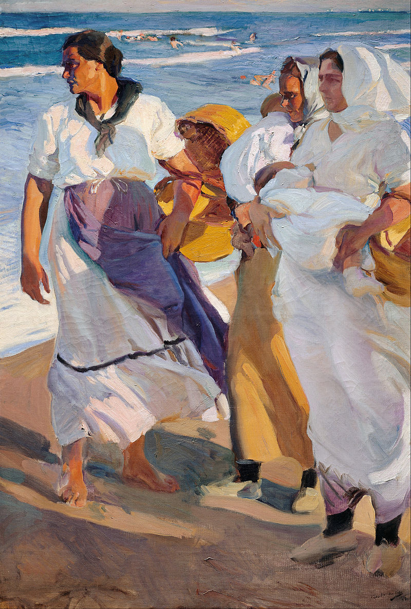 Joaquín Sorolla The Spanish Artist Who Depicted His Country
