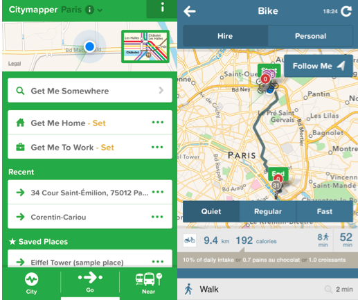 8 great apps for getting the most out of paris