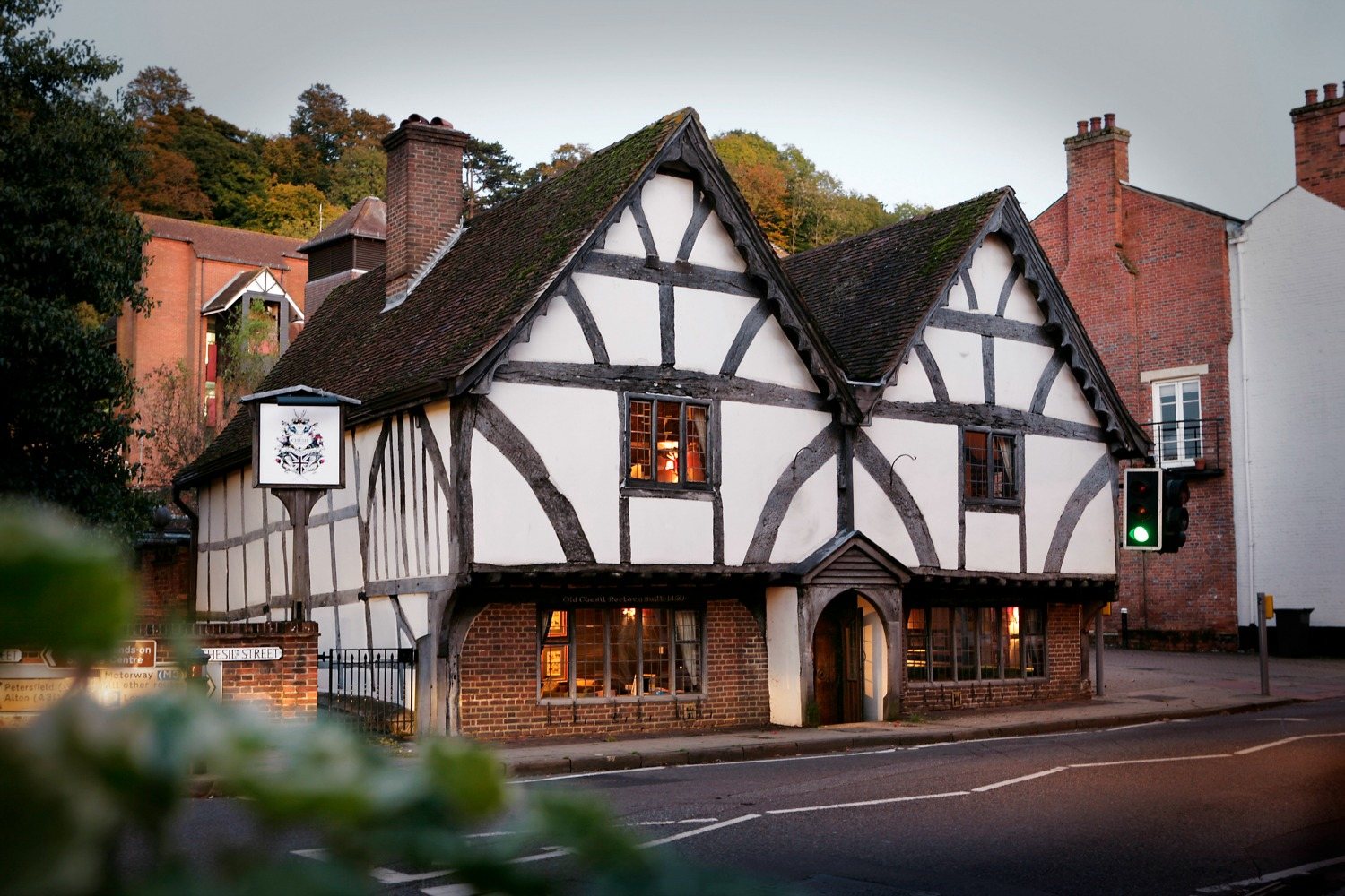 The Chesil Rectory Voted Restaurant Of Year In