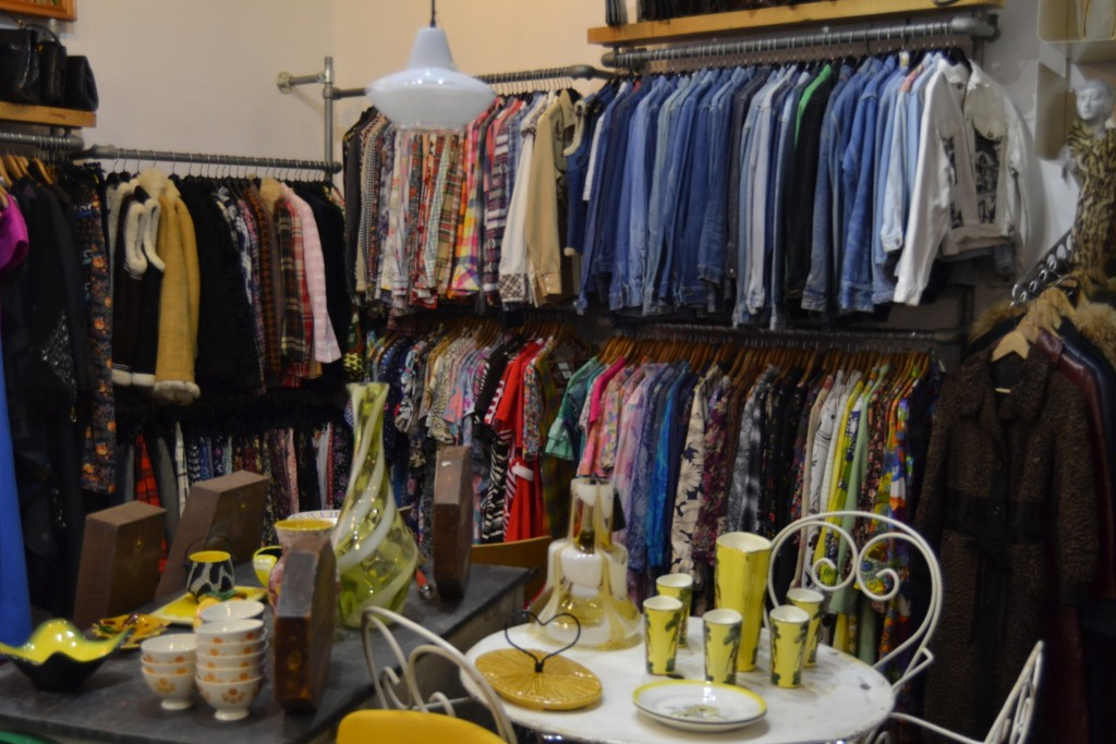 P.N.B Vintage Store | Photo by Alison Moss