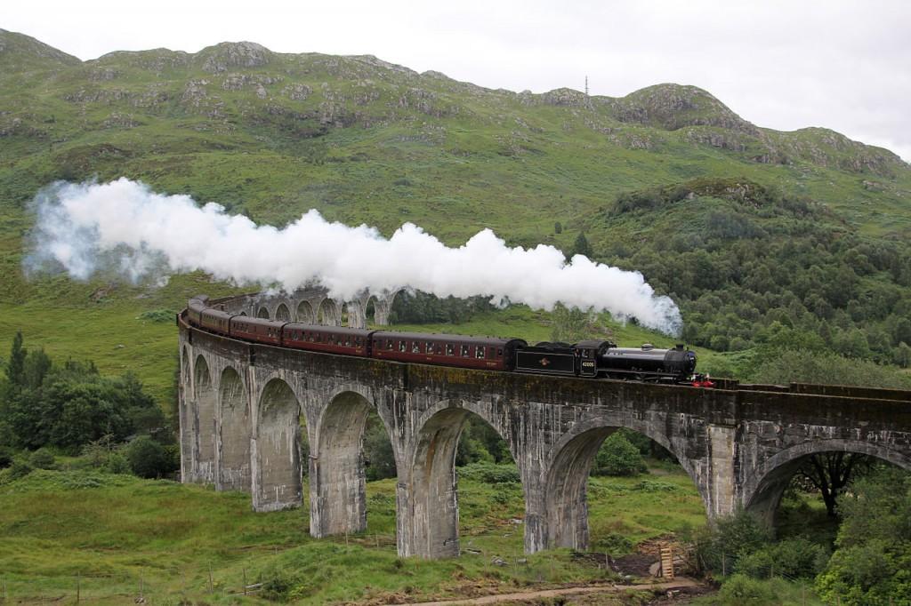 Glenfinnan Viaduct | © 96tommy / Flickr