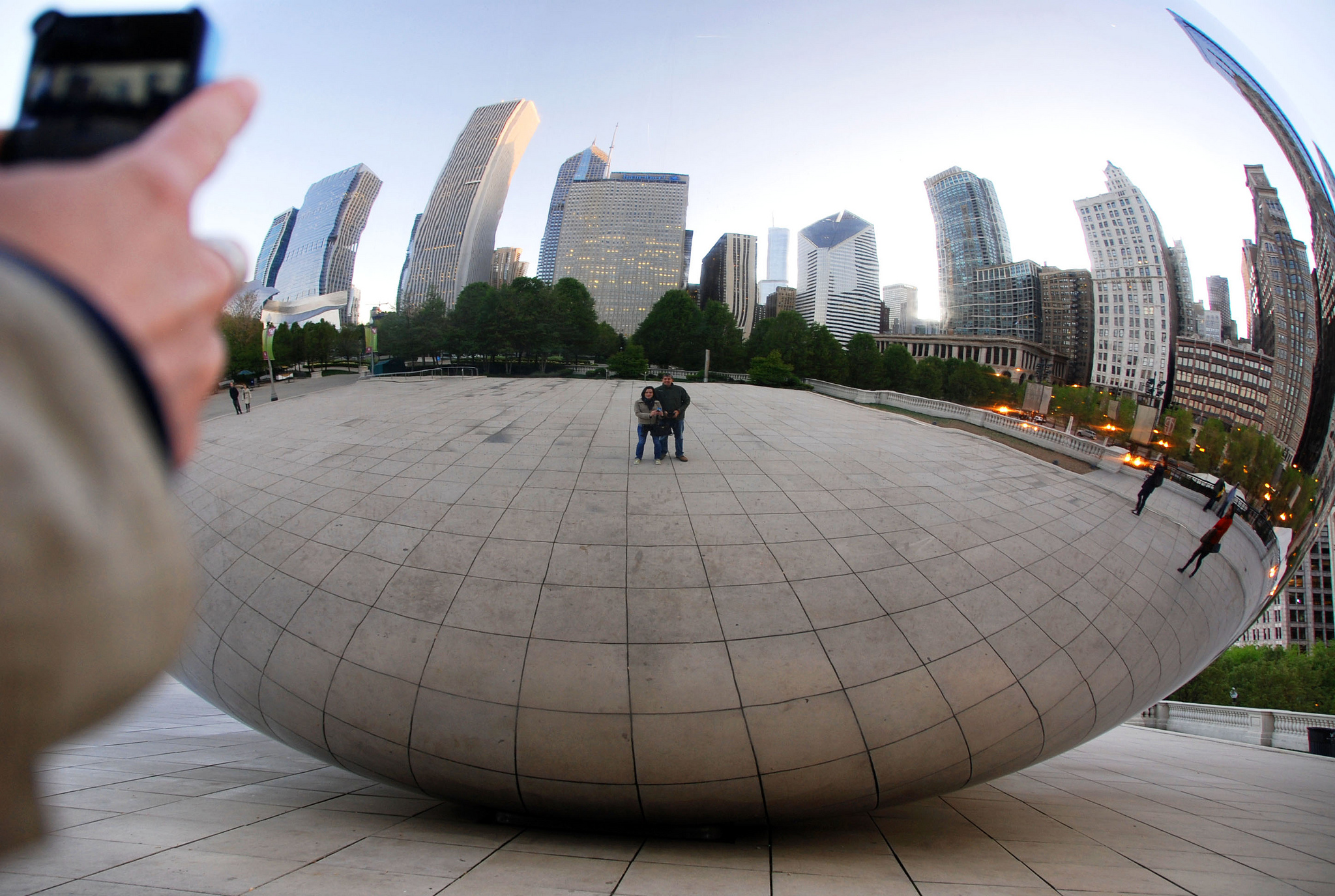 brief history of the chicago bean