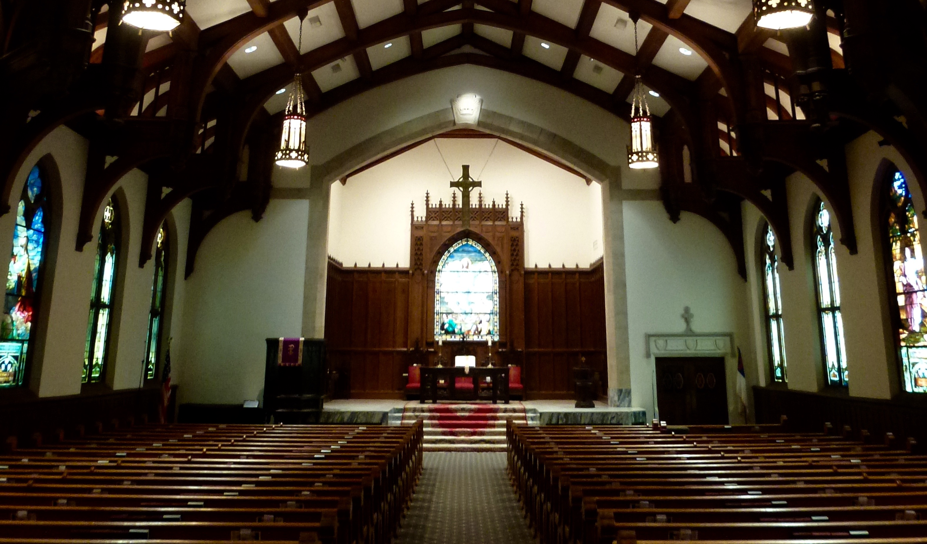 First Presbyterian Church Bond West