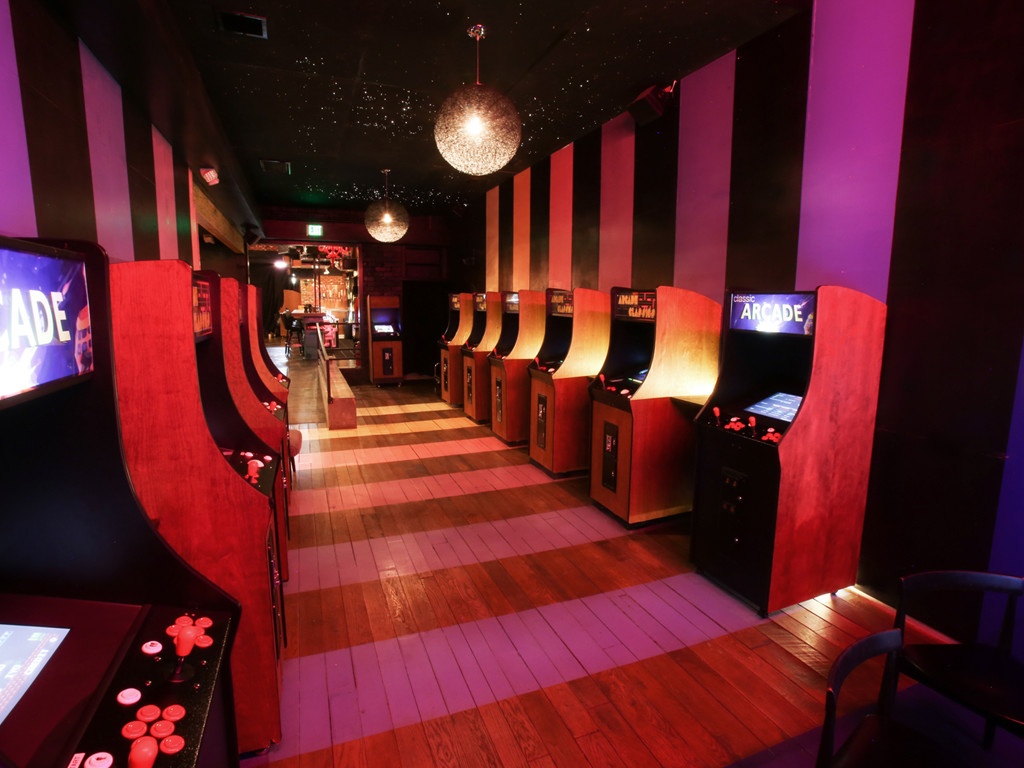 The Best Arcade Bars In Los Angeles, California