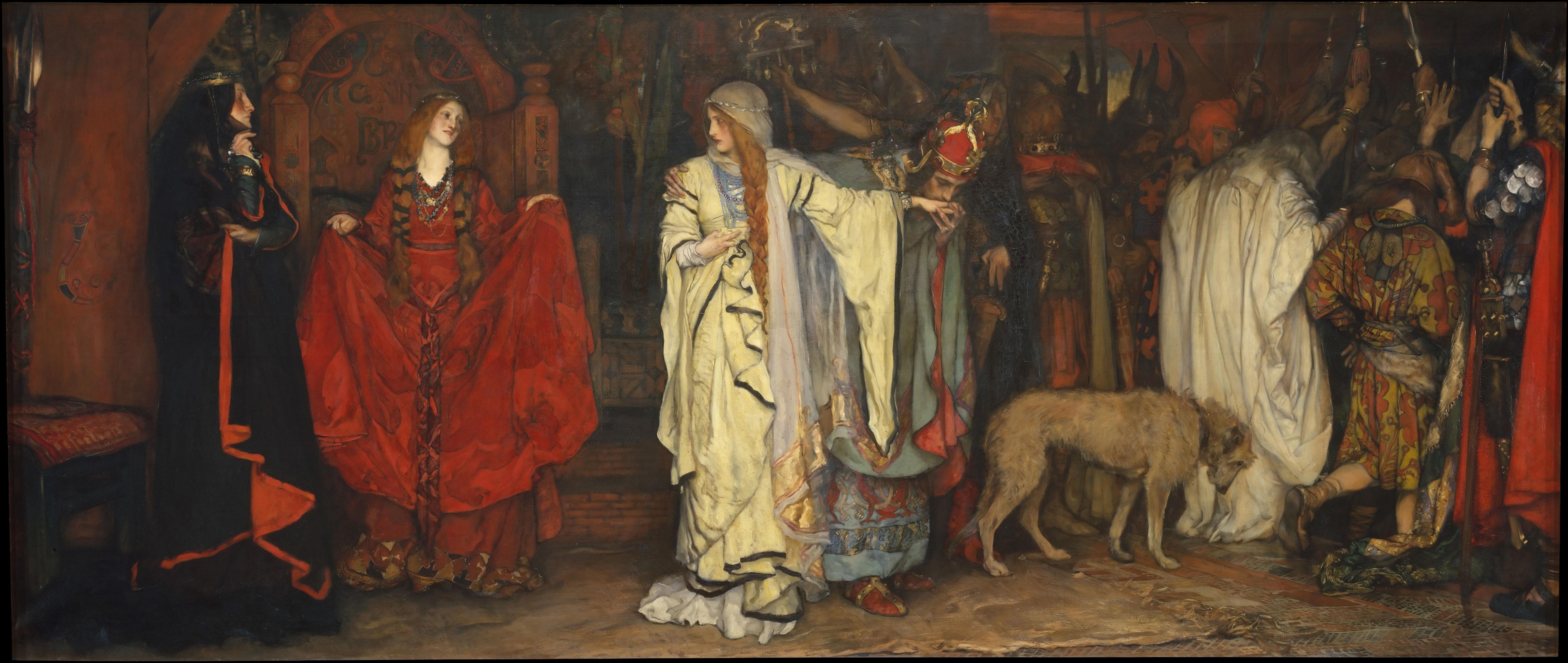 William Shakespeare Paintings