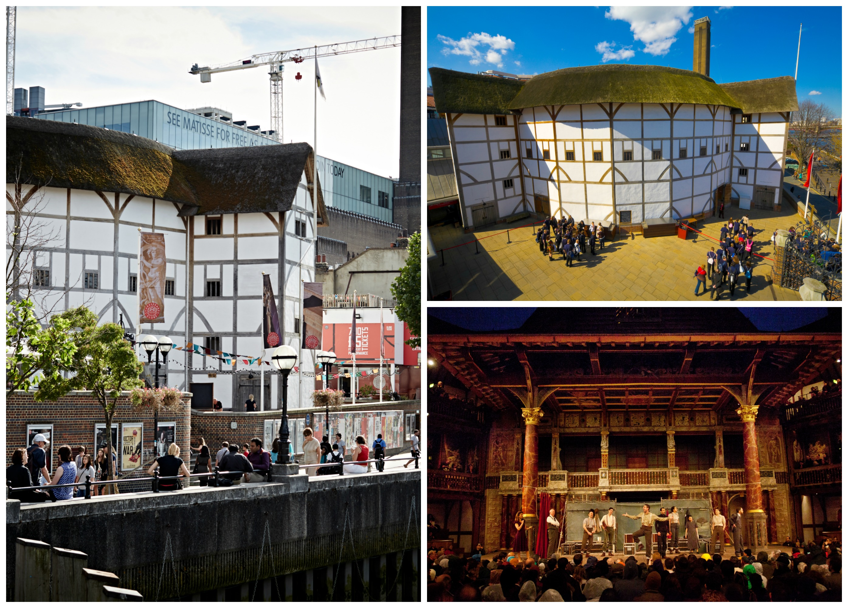 an analysis of the globe theatre in shakespeares greatest play To honour the 400th anniversary of the bard's death, we asked you to rank all of his plays in order of greatness here's how the top ten turned out in the ultimate shakespeare play-off.