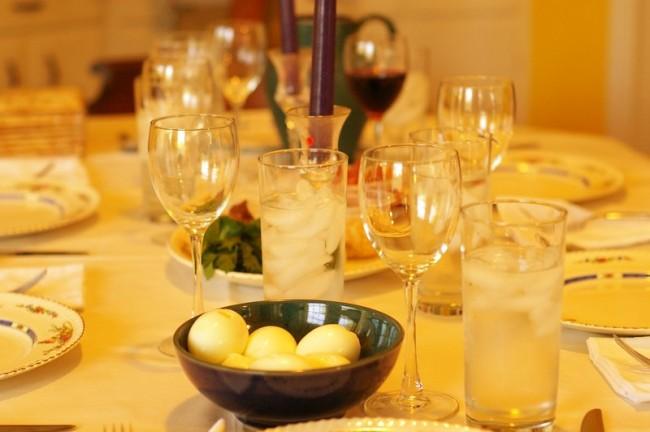 Passover Seder Courtesy of Adam Baker| Flickr