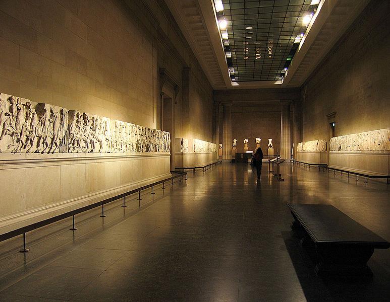 Duveen Gallery, The British Museum | © Andrew Dunn/WikiCommons