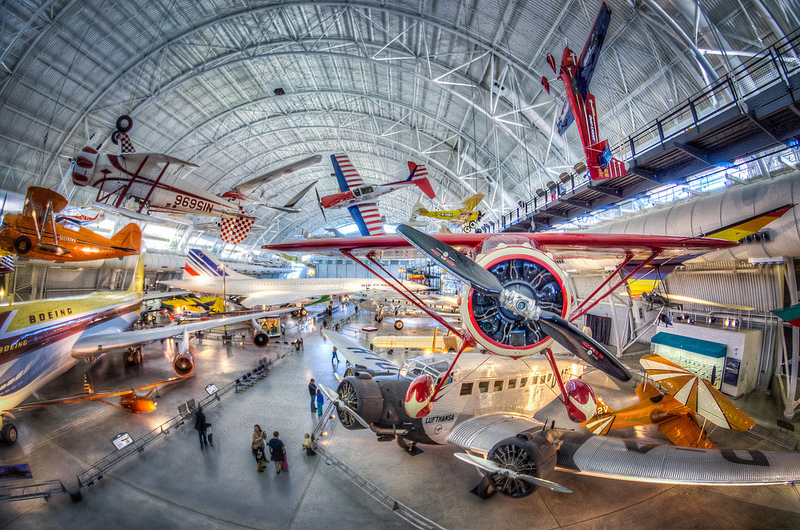 The National Air and Space Museum © m01229