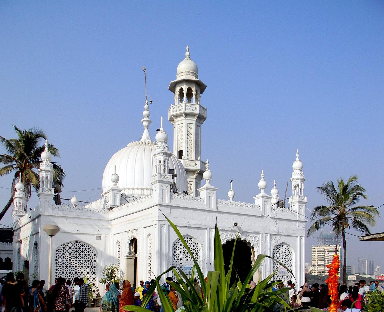 Haji Ali Dargah   © Krupasindhu Muduli /WikiCommons