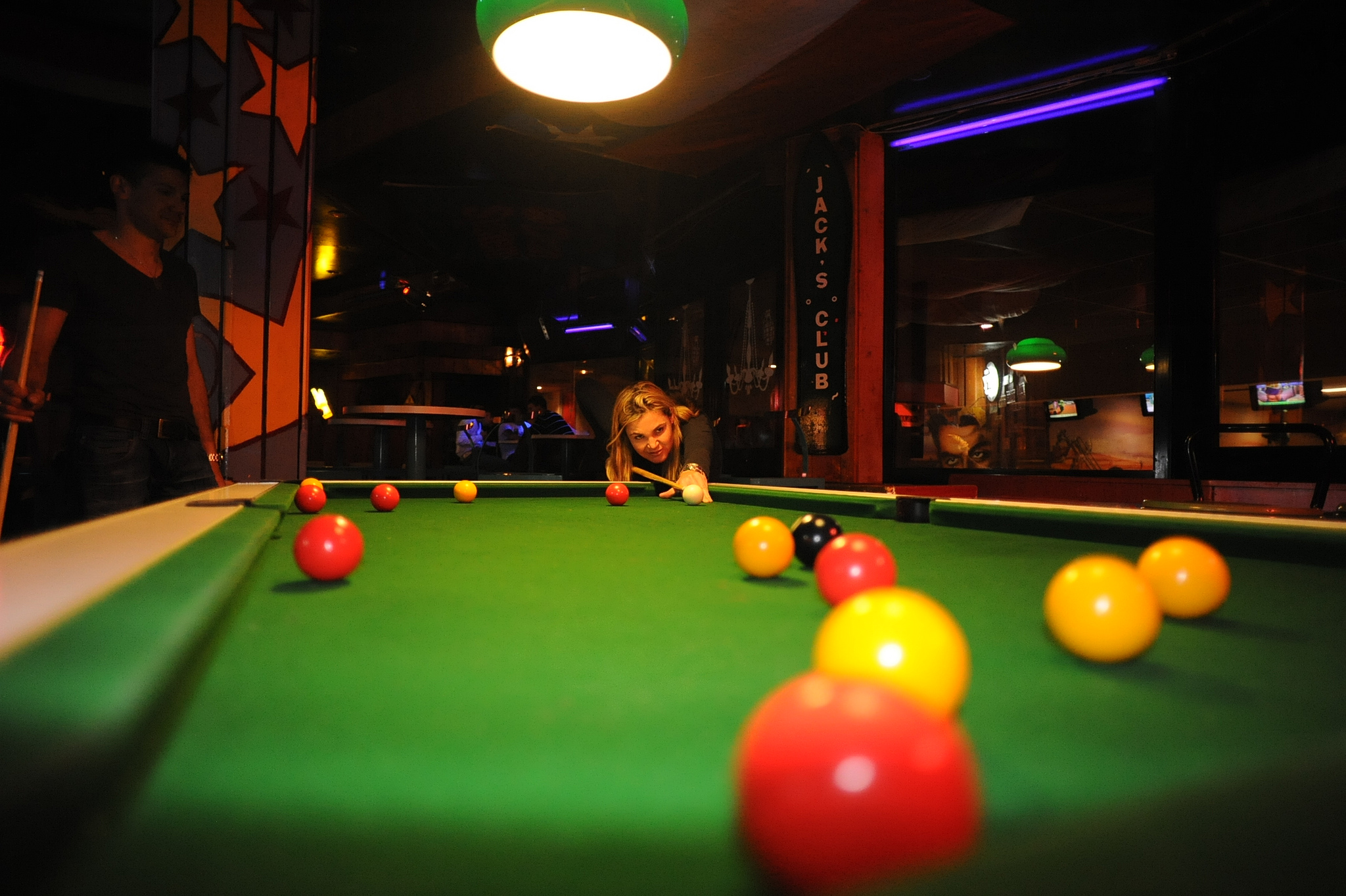 The Best Bars Near LAs Westwood Neighborhood - Westwood pool table