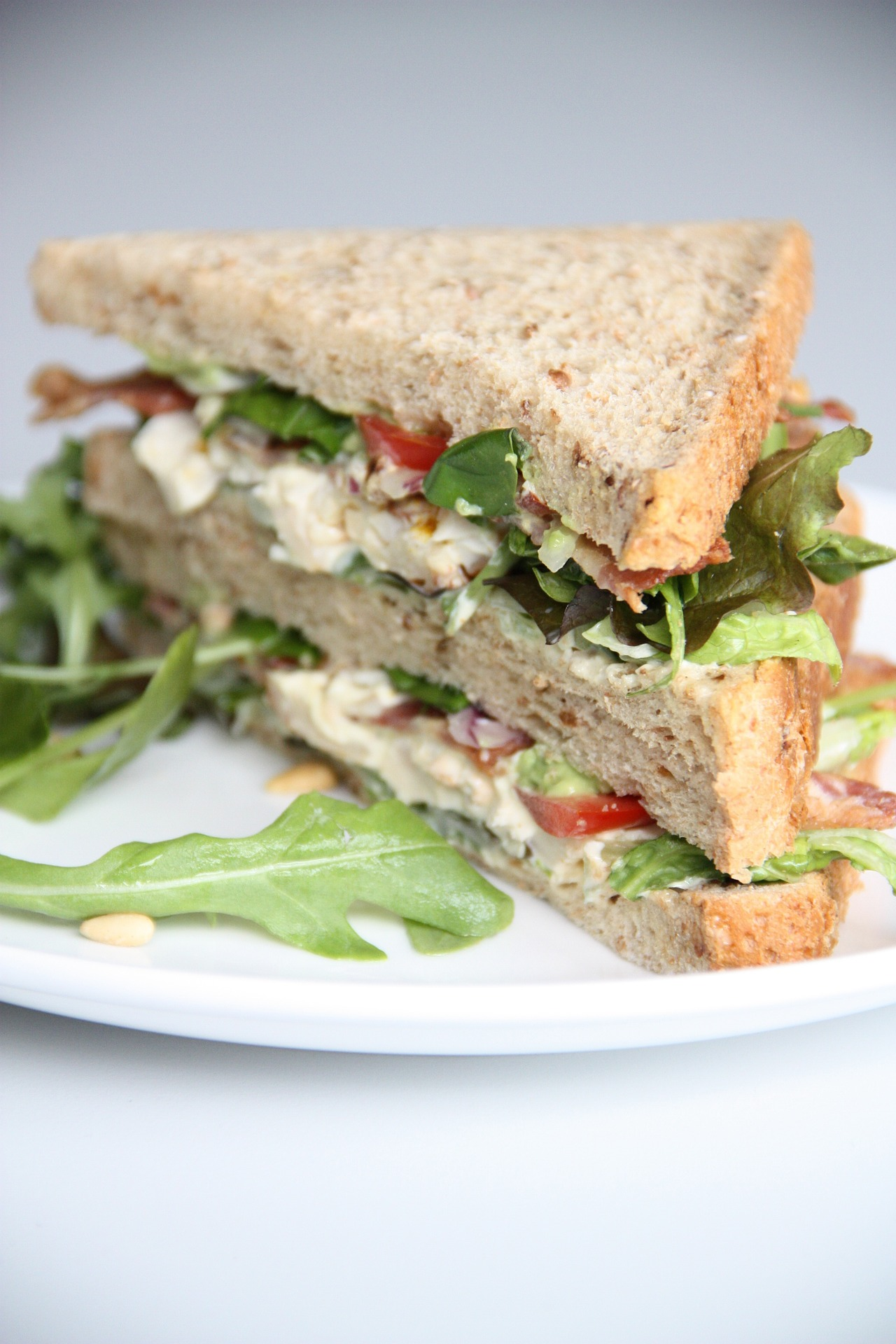 Sandwich | © Tarmtott/Pixabay