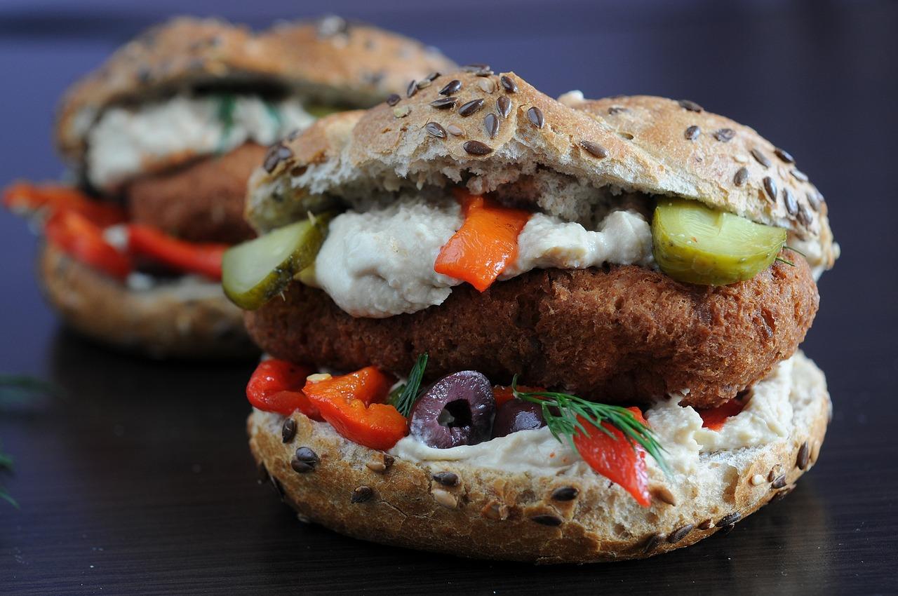 Vegetarian Sandwich | © Miroro/Pixabay