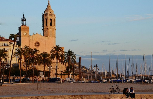 Sitges | © MARIA ROSA FERRE / WikiCommons