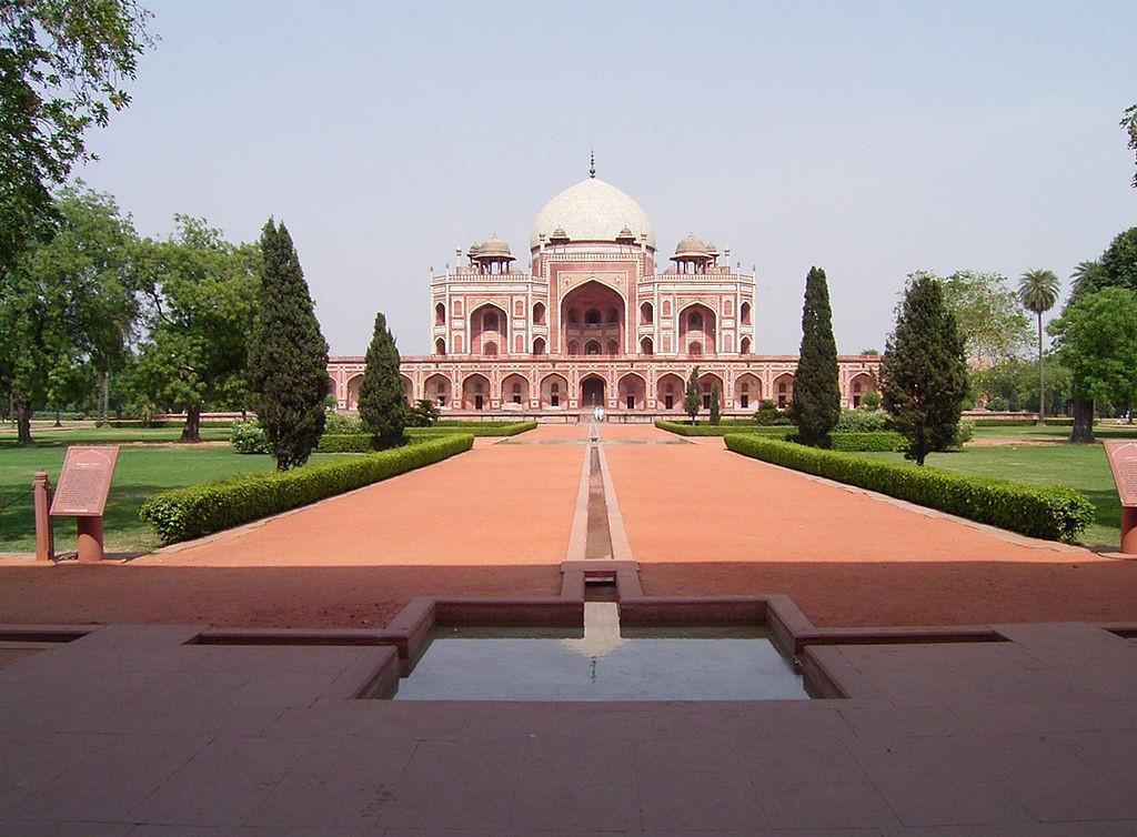 Humayun's Tomb, Delhi. 2005/©A. Winzer/WikiCommons