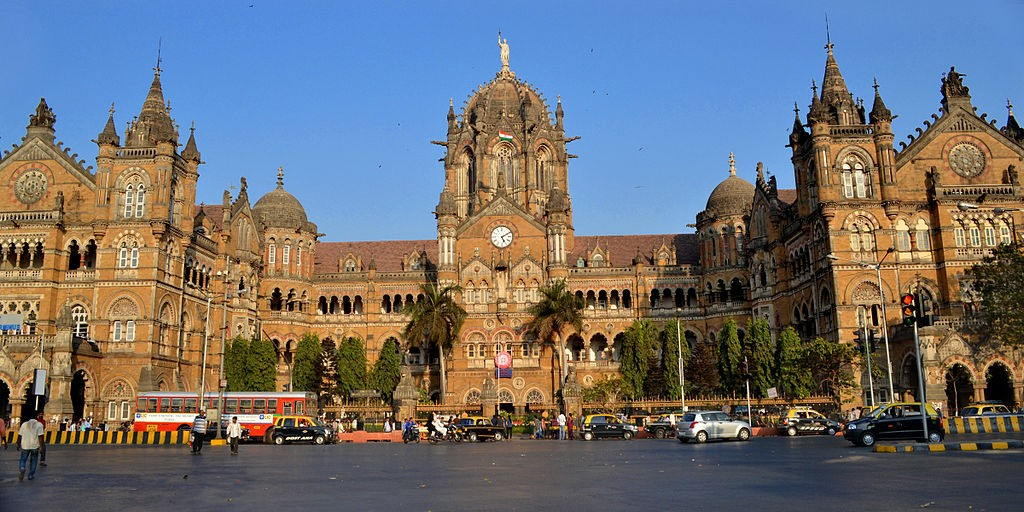 Chattrapati Shivaji Terminus, 2011/©Joe Ravi/WikiCommons