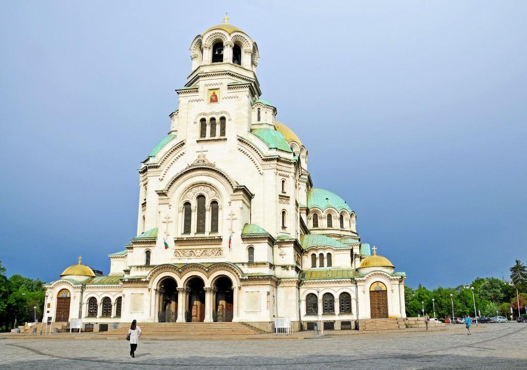 St. Alexander Nevsky Cathedral, Bulgaria | ©Dennis Jarvis/Flickr